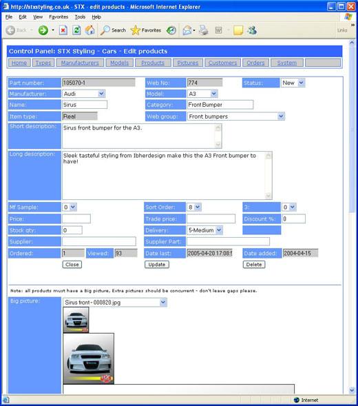 Bespoke web design in the uk providing inexpensive web design services ...